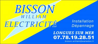 BISSON WILLIAM ELECTRICITE